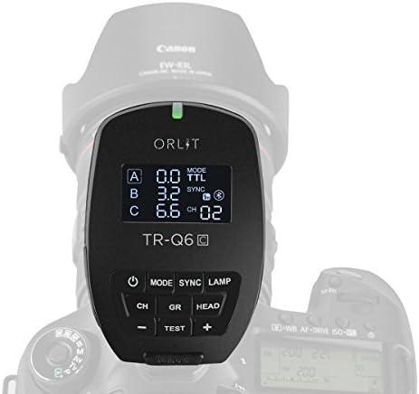 Sony ORLIT TR-Q6 TTL 2.4Ghz Studio Flash Trigger for The Roverlight RT Series