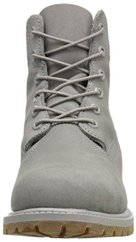 Timberland Donna 6in Premium Stivali Grey Mono Nubuck Mono wZyCawqPrx 1c675f0b19c