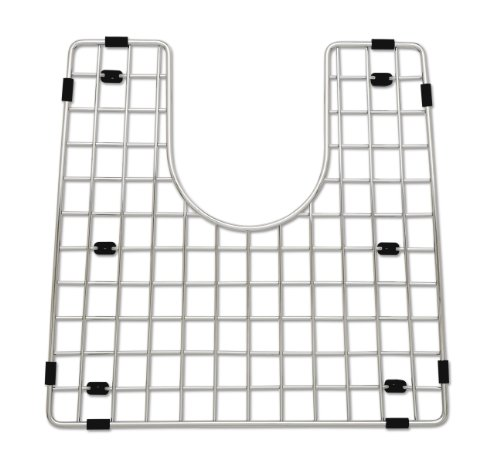 Sink Silgranit Bar (Blanco 222466 Sink Grid, Fits Performa Silgranit II Single Bowl Bar Sink, Stainless Steel)