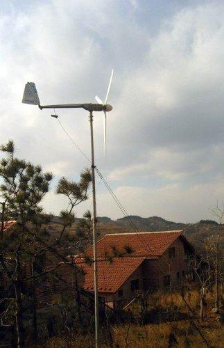 Aleko Wg3kw 3000w 3kw Watt Residential Commercial Wind