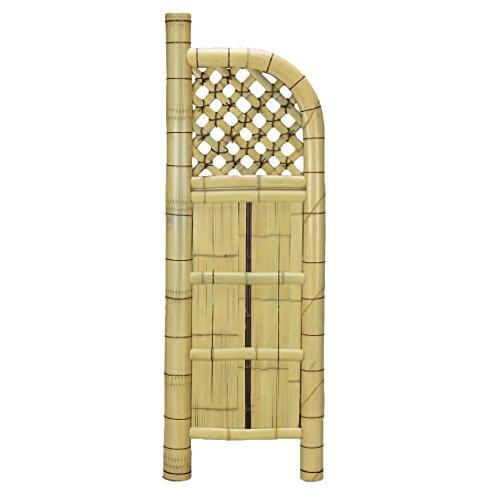 天然竹玉袖垣 幅55cm 高さ160cm 垣 B00LIN37XK 16060