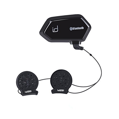 id221 Moto A1 Motorcycle Helmet Bluetooth Communicator