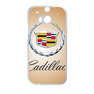 cadillac logo 3D Phone Case for HTC One M8