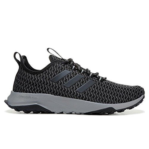 adidas Men's CF Superflex TR Trail Running Shoe, Black/Black/Grey Three, 10 Medium US by adidas