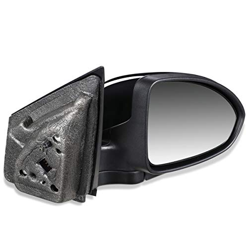 DNA MOTORING OEM-MR-GM1321421 Factory Style Powered+Heated Right Side View Door Mirror