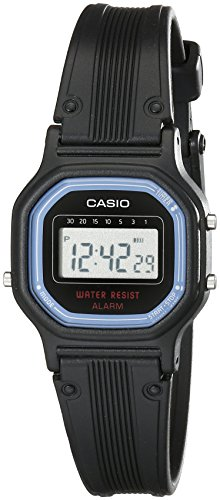 Casio Women's LA11WB-1 Sport Watch (Casio Alarm Watch)