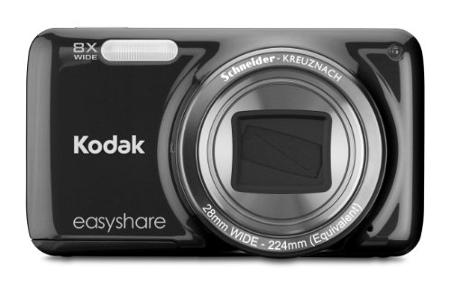 (Kodak EasyShare M583 14 MP Digital Camera with 8x Optical Zoom and 3-Inch LCD - Black)