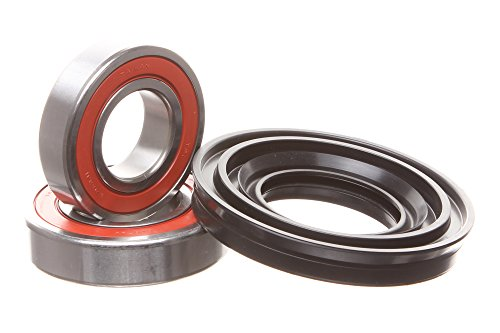 REPLACEMENTKITS.COM - Brand Fits Front Load Washing Machine Bearing & Seal Kit Duel Sport Epic Z & HE2 Elite & Plus -