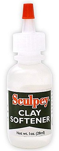 - Sculpey Clay Softener