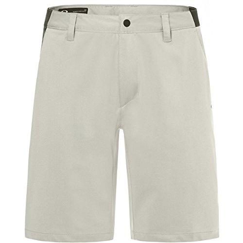 Oakley Men's Truth Short, Stone Gray, 36 Oakley Golf Shorts
