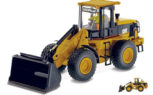 (DIECAST MASTER DM85057 CAT 924G VERSALINK WHEEL LOADER 1:50 MODELLINO DIE CAST)