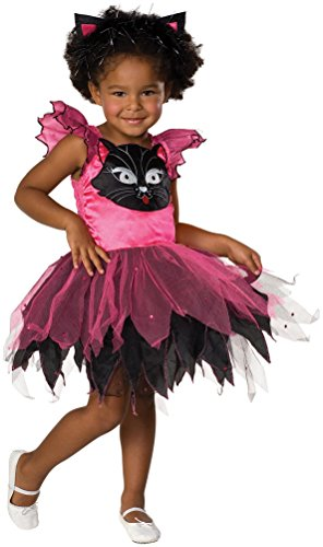 Kitty Cat Pink Child Costume - Medium
