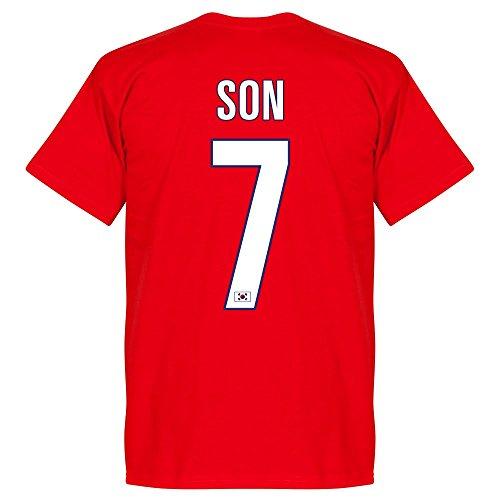 Südkorea Taeguk Warriors Son Team T-Shirt
