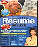 Amazon Com Winway Resume Deluxe 12