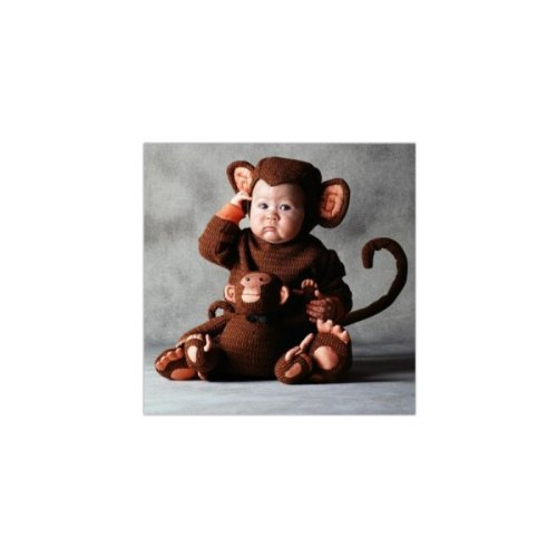 [Tom Arma Monkey Web 4t-5toddlr] (Tom Arma Monkey Costumes)