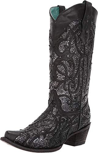 Corral Boots Women's C3423 Black 11 B US