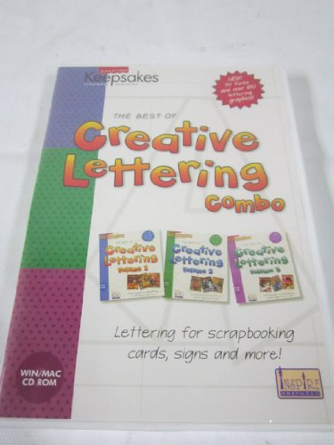 Creative Lettering Software – Combo