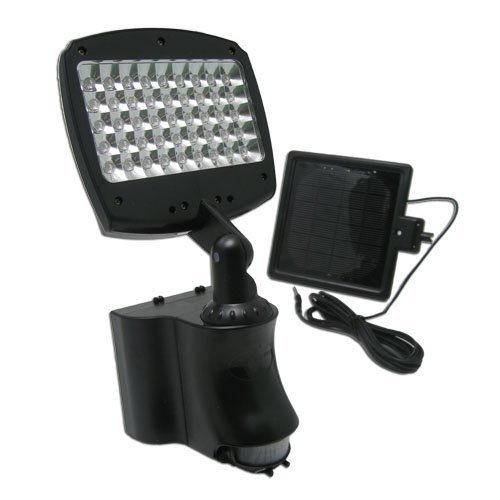 Flipo Solar 45 Led Motion Activated Security Light