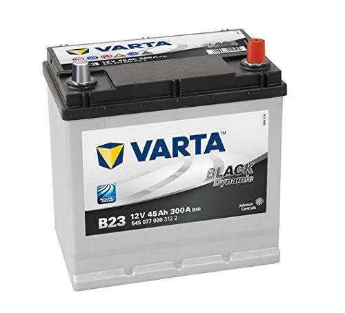 Varta 5450770303122 Autobatterien Black Dynamic B23 12 V 45 mAh 300 A 95016461