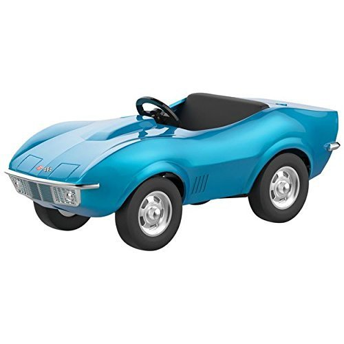 HMK 1968 Chevrolet Corvette Stingray Kiddie Car Classics Collectible Toy Car