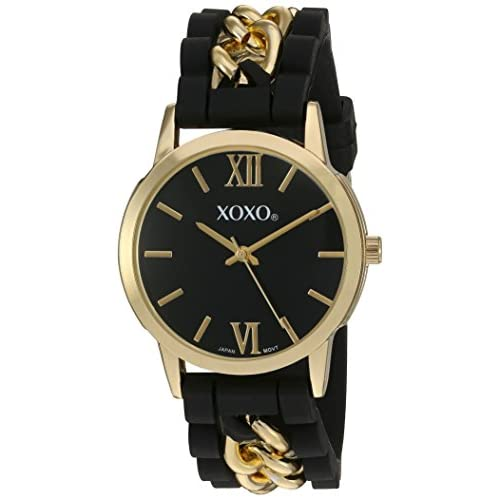 XOXO Women's Quartz Metal...