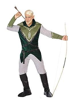 DISBACANAL Disfraz de Elfo para Hombre - Único, M-L: Amazon.es ...