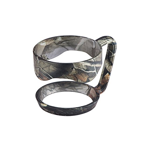 JungleArrow 30 oz Tumbler Handle Compatible with YETI RTIC and Many Other 30 oz Tumblers,Camouflage