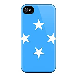 Hot Micronesia Flag First Grade Phone Cases For Iphone 6 Cases Covers