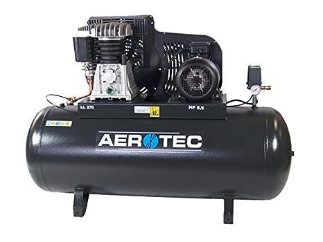 Aerotec B59-270 ft - compresor - 400 V tumbado: Amazon.es: Bricolaje y herramientas