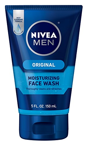 Original de los hombres de NIVEA hidratante limpieza lavado de cara, tubo de 5 oz