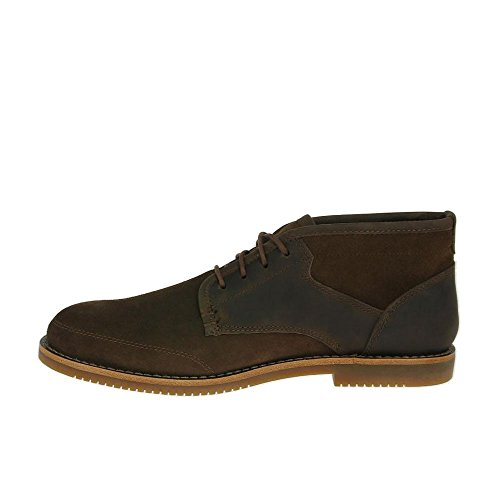 Timberland Mens Brooklyn Park Pelle Oxford Terriccio