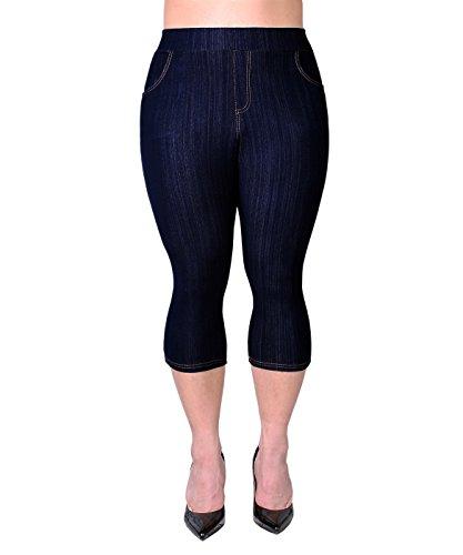 Zerdocean Pockets Stetchy Jeggings Leggings
