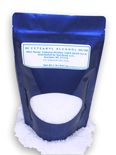 SZ Cetearyl Alcohol (50/50) 1 Lb]()