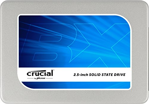 ((OLD MODEL) Crucial BX200 480GB SATA 2.5 Inch Internal Solid State Drive - CT480BX200SSD1)