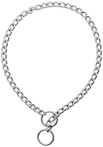 Herm Sprenger 22'' x 2.5mm Chrome Choke Collar, One Size by Herm Sprenger