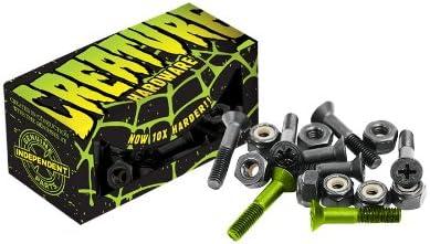 "Independent Genuine Parts Creature CSFU 1/"" Skateboard Mounting Hardware"