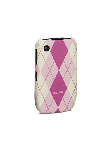 Dicota Smartphone Cases Funda para BlackBerry® 8520,8530,3G Curve Hard 6 cm Rosa