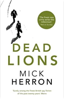 Image result for dead lions mick herron