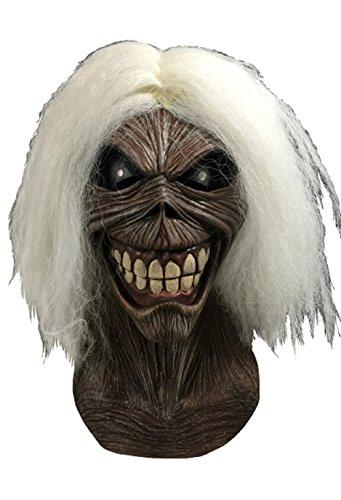 Gardenoaks Iron Maiden Eddie - Killers Halloween Mask ()