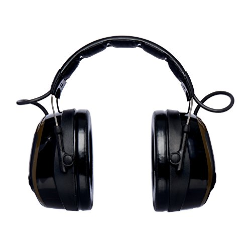 3M 12315 PELTOR ProTac Shooter Headset, Headband, One Size, Green ()