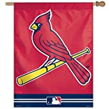 "WinCraft MLB St. Louis Cardinals Retro Banner, 27""x37"", Team Color"