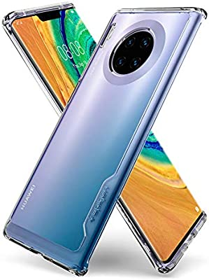 Spigen, Funda Compatible con Huawei Mate 30 Pro [Ultra Hybrid Edge ...