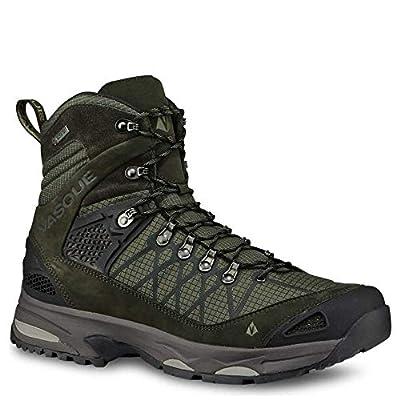 Vasque Men's Saga GTX Gore-tex Waterproof Hiking Boot | Backpacking Boots