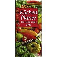 Küchenplaner 2020 16x34,7cm