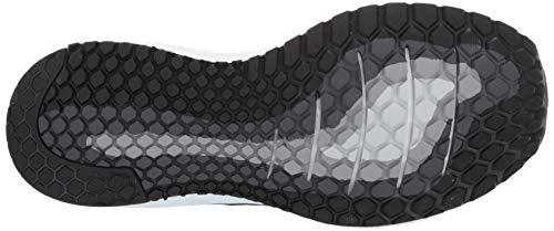 New Balance Men's 1080v9 Fresh Foam Running Shoe, Black/White, 7.5 D US by New Balance (Image #3)