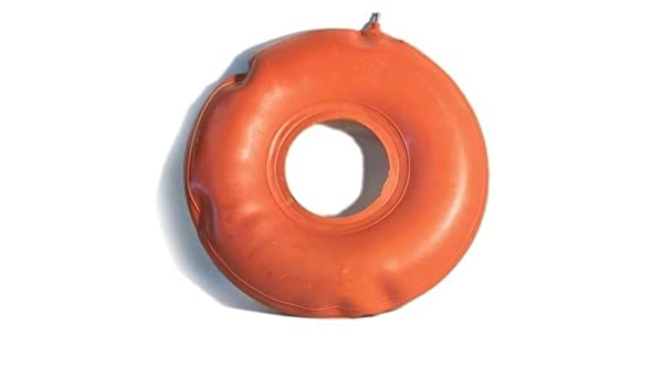 Donut Team (DELUXE-) 43 cm, transcurrido hinchable ...