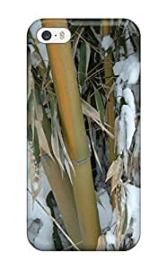Heimie Fashion Protective Bamboo In Snow Nature Other Case Cover For Iphone 5/5s