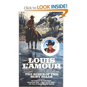 Louis L'Amour - Five Softbound Books: Under the Sweetwater R