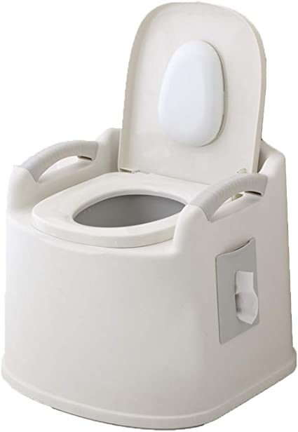 Inodoros portátiles, inodoros para Acampar Travel Loo ...