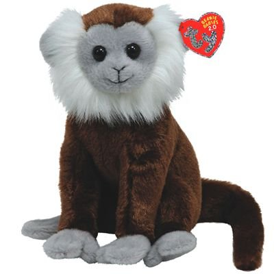 TY Beanie Baby 2.0 Jungle - Tree Monkey: Toys & Games